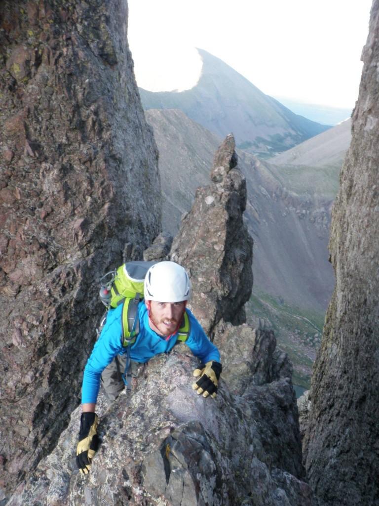 Climbing Colorado 14ers