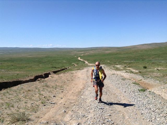 Across Mongolia Brian Hunter
