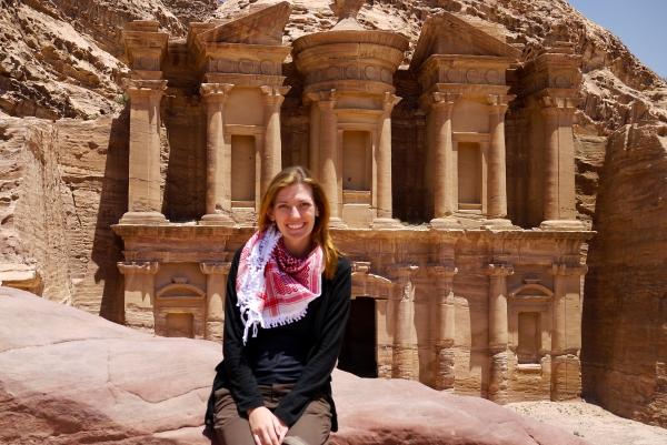 Female World Traveler
