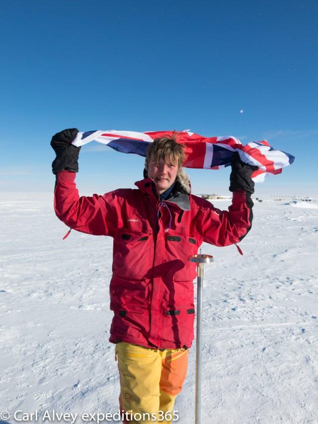 Lewis Clarke Antarctica
