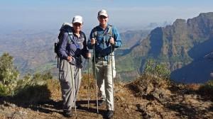 Trekking Ethiopia