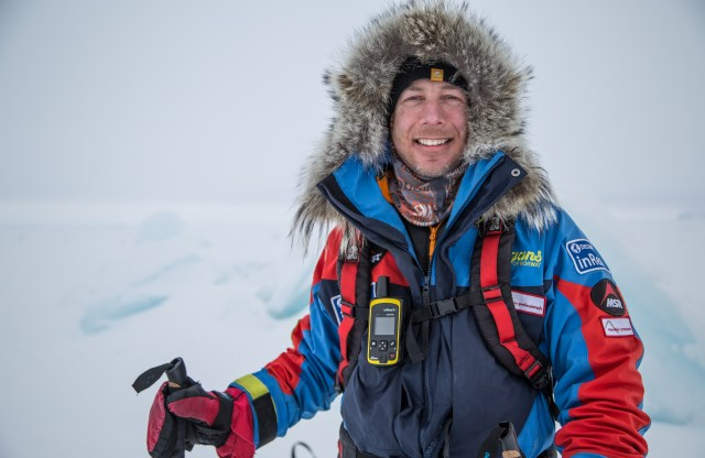 Eric Larsen North Pole Expedition