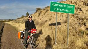 Jake Hoffmann adventure cycling