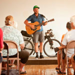 A Musician Tours by Bicycle with Ben Weaver : TPZ 119