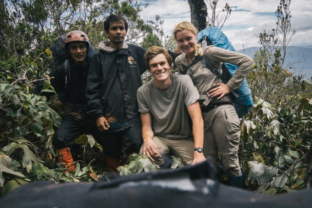 Sumatra expedition