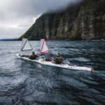 Kayaking from Greenland to Scotland with Olly Hicks : TPZ 134