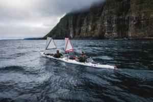 Kayaking Greenland to Scotland
