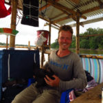 Rafting down the Amazon River with Henrik Frederiksen : TPZ 135
