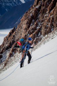 climbing svalbard