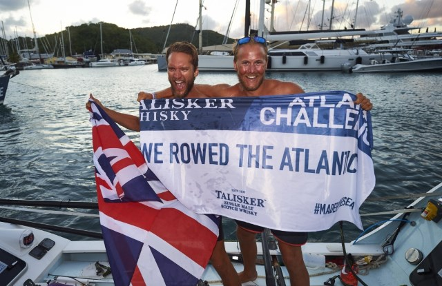 Talisker Whiskey Atlantic Challenge