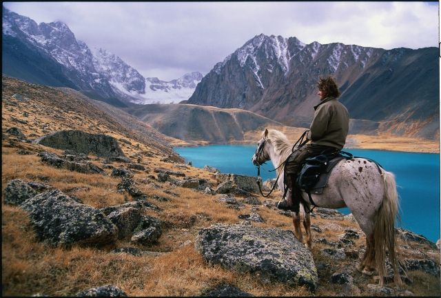 Tim Cope horseback adventure