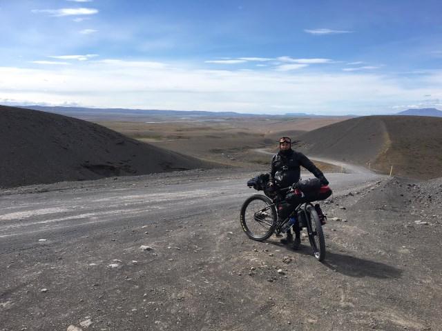 Bikepacking Iceland