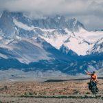 cycling around the world Fredrika Ek