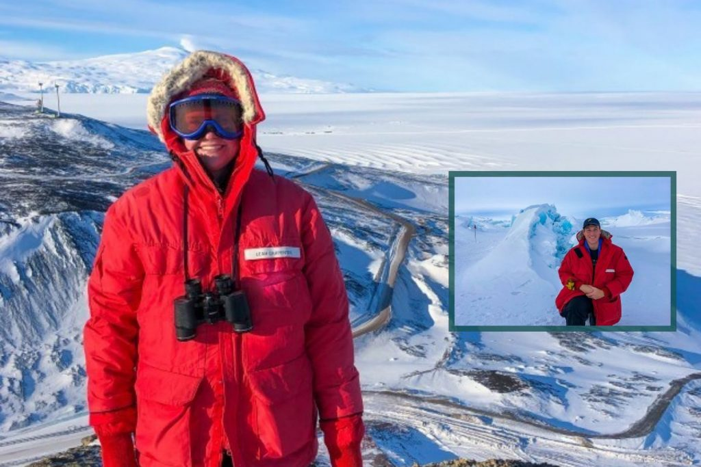 Tpz196 Working At Mcmurdo Station In Antarctica With Zach And Leah Podcast