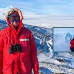 Working at McMurdo Station Antarctica