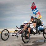 Bike-car quad cycle across Canada